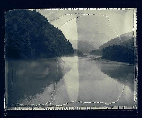 Lago di macuniaga (from the Eternita series), 1995-2004
