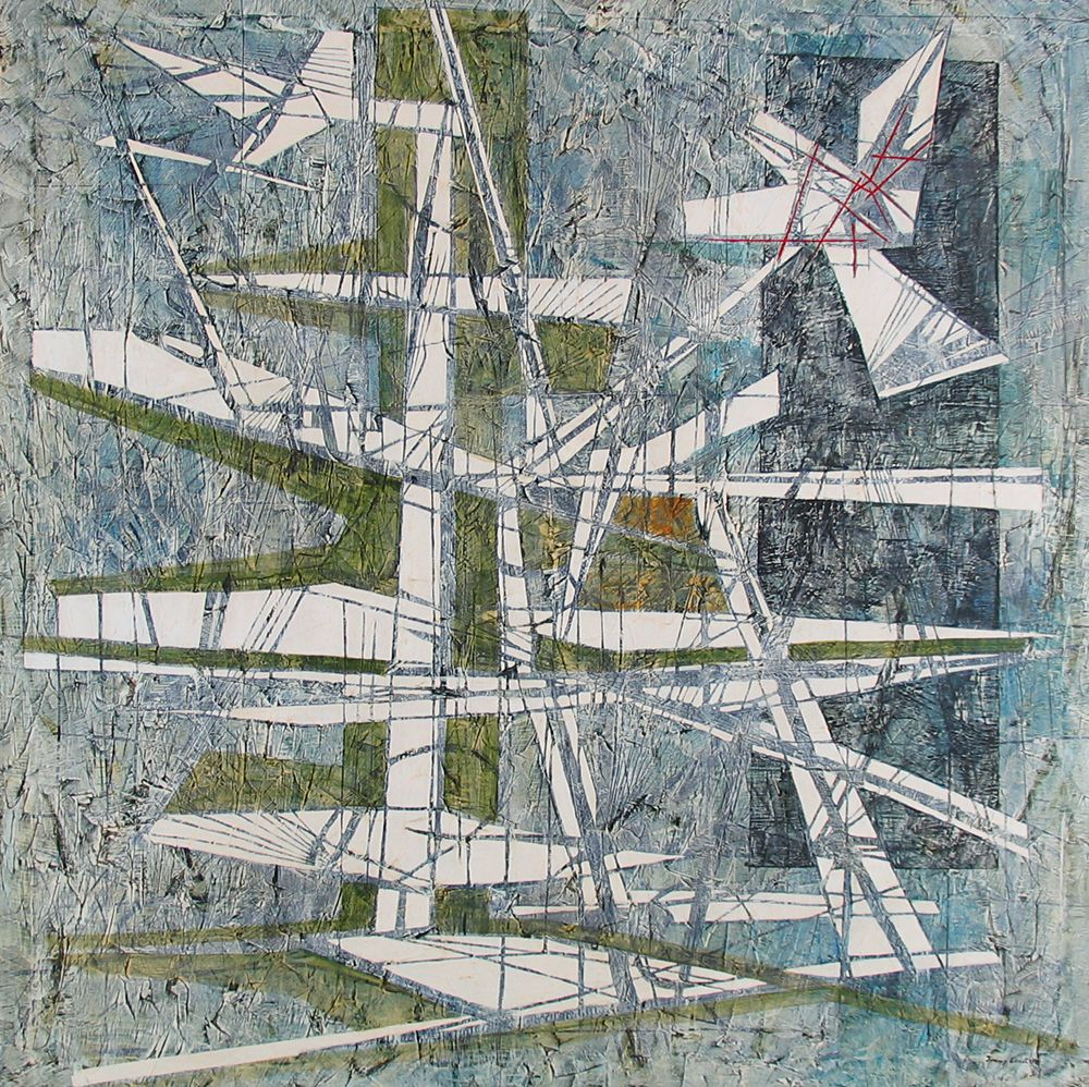 Jimmy Ernst, Future Construction