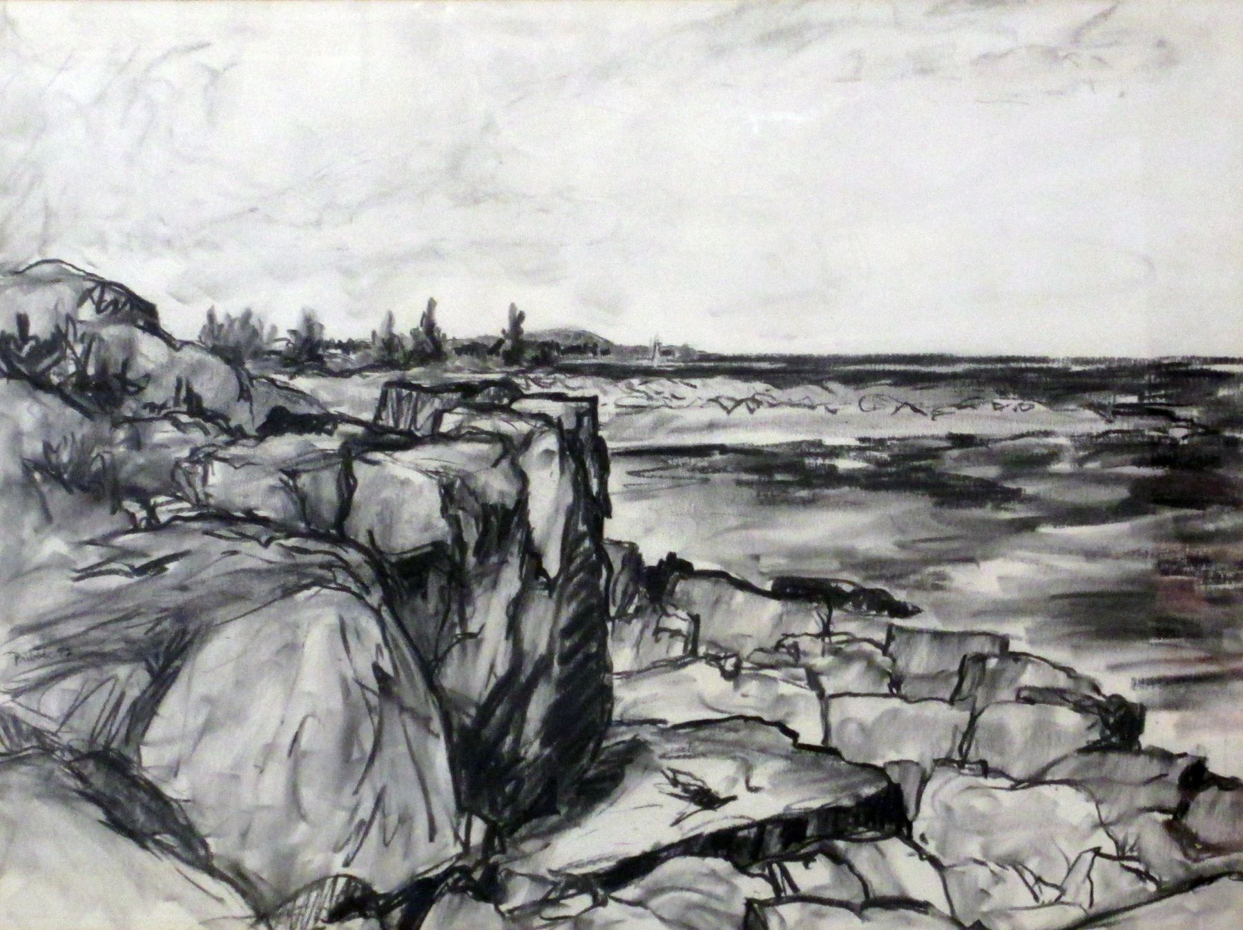 Easton Pribble, Cranberry Island