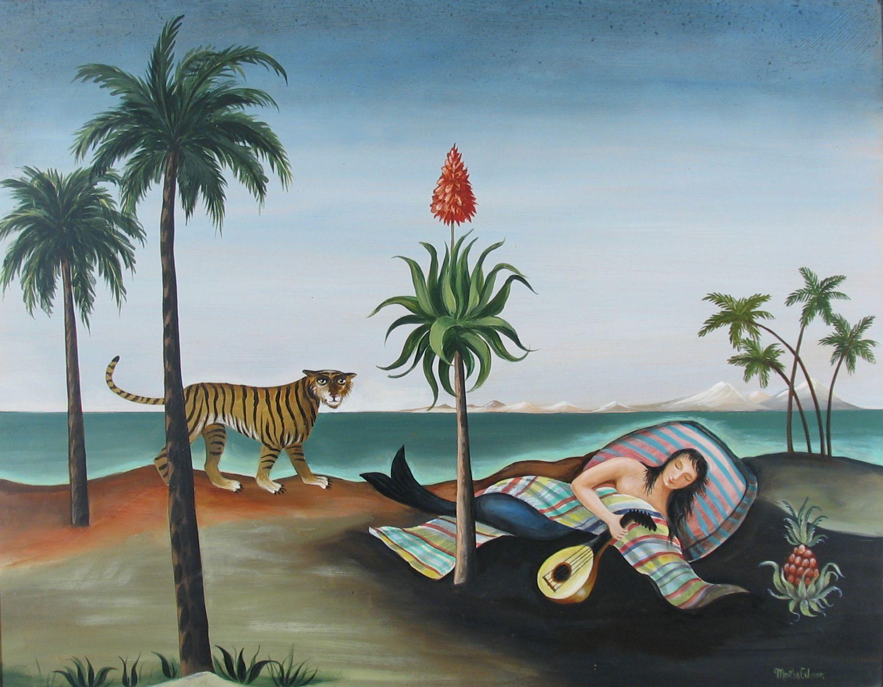 Martha Cahoon, Hold That Tiger