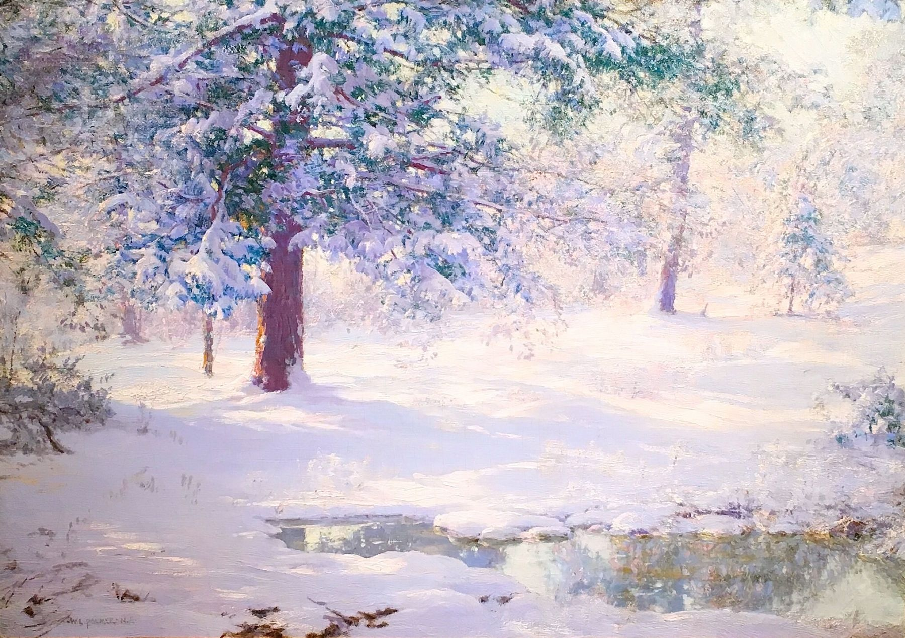 Walter Launt Palmer, Untitled