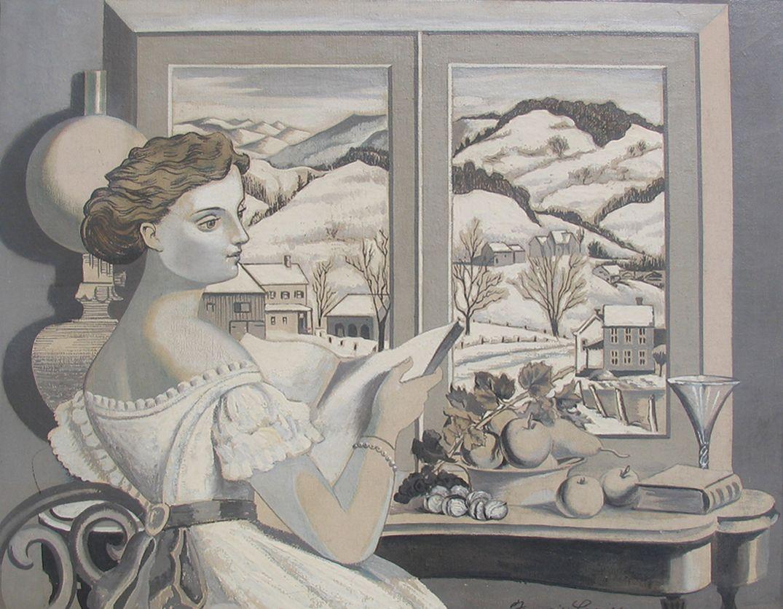 Francis Criss, Winter Morning