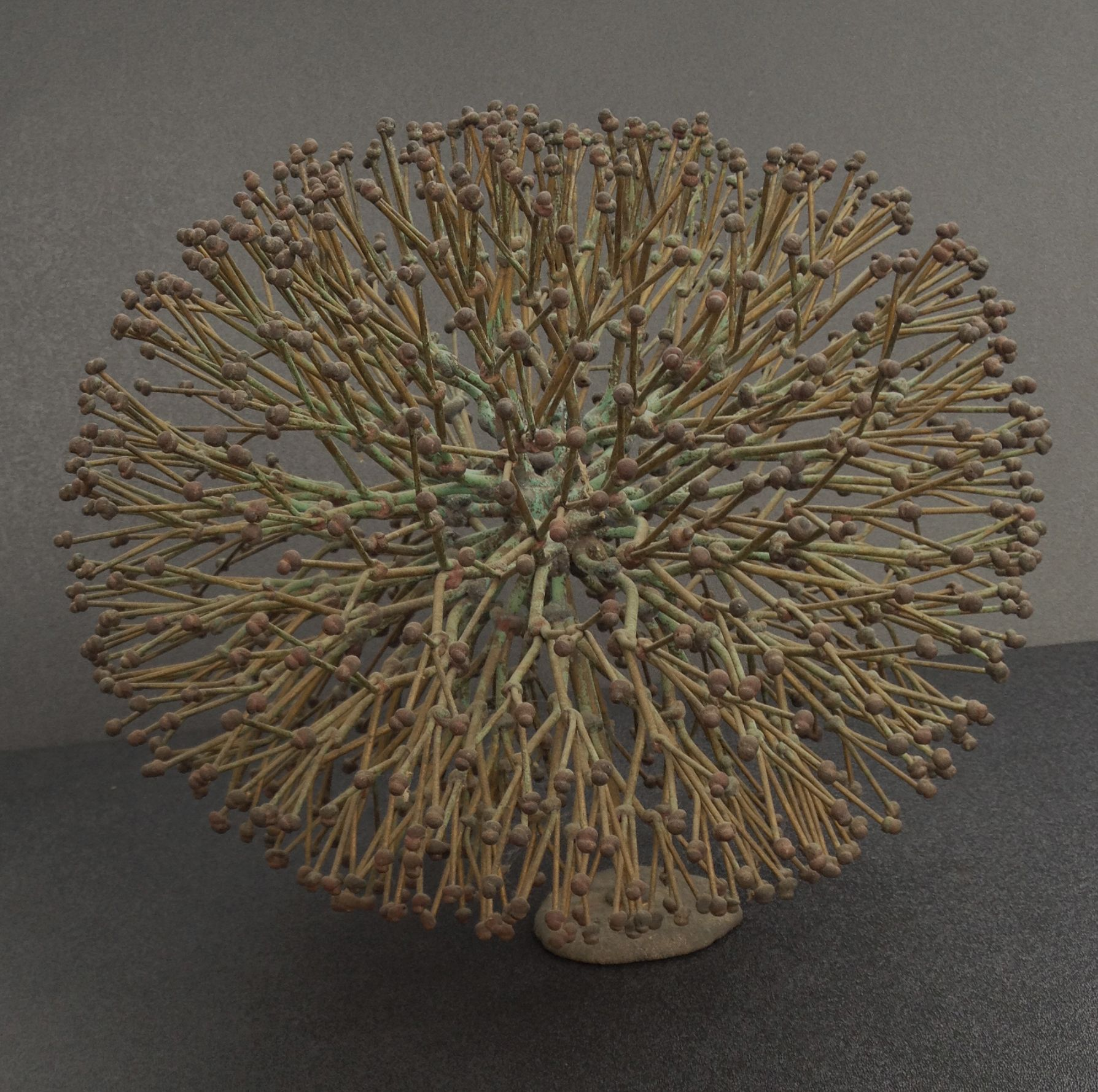 Harry Bertoia, Bush Form