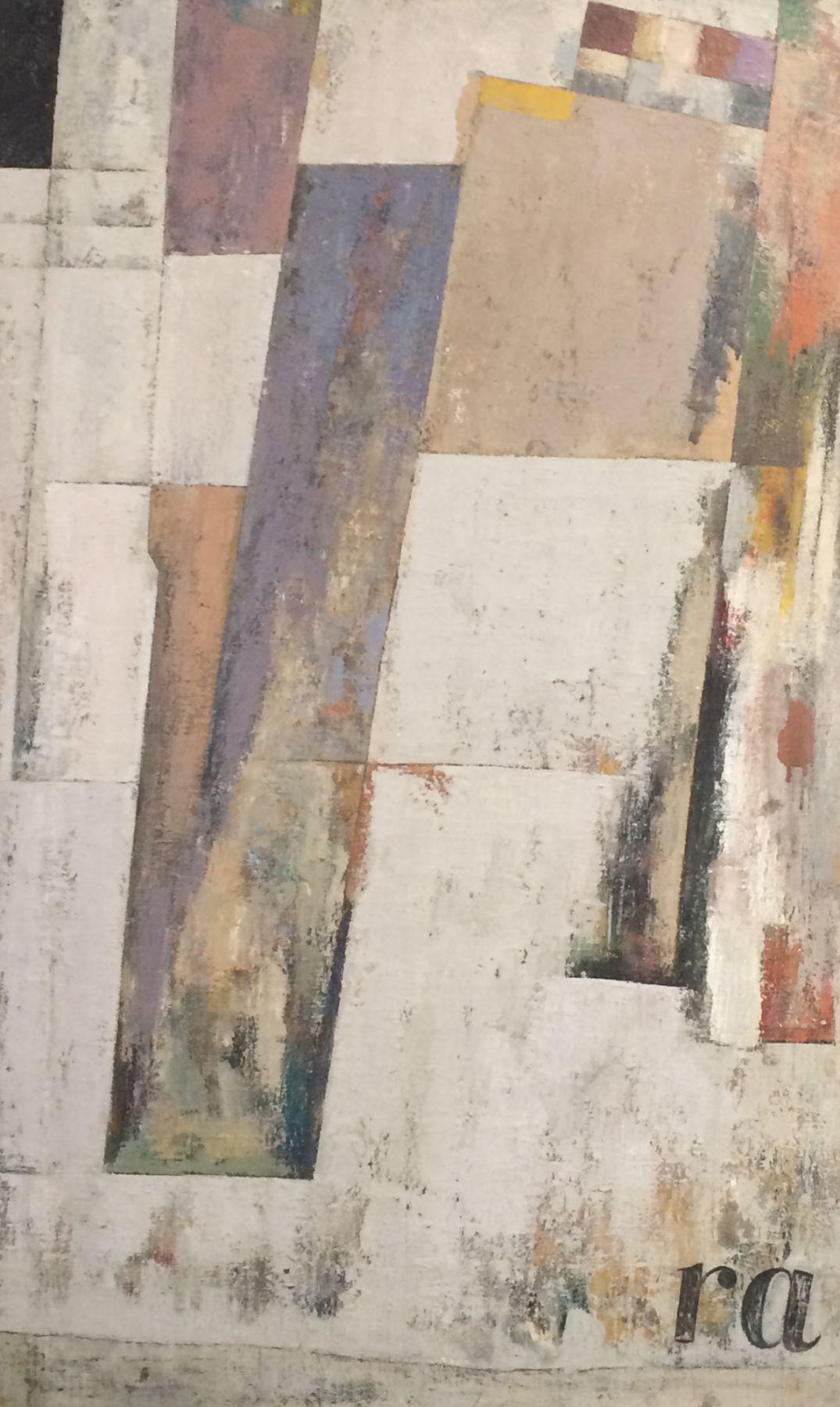 Joseph Gualtieri, Ancient Walls