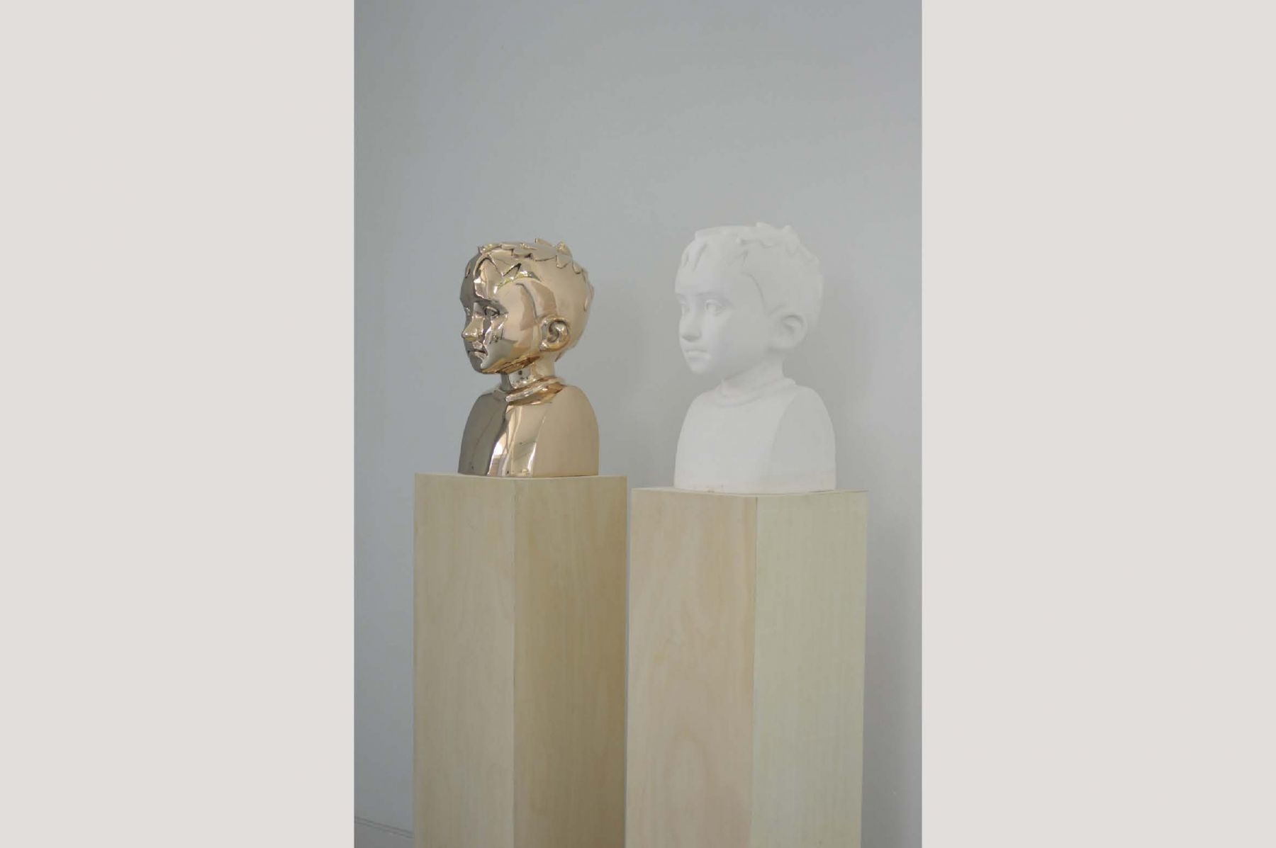KENNY HUNTER_Two Identical Forms