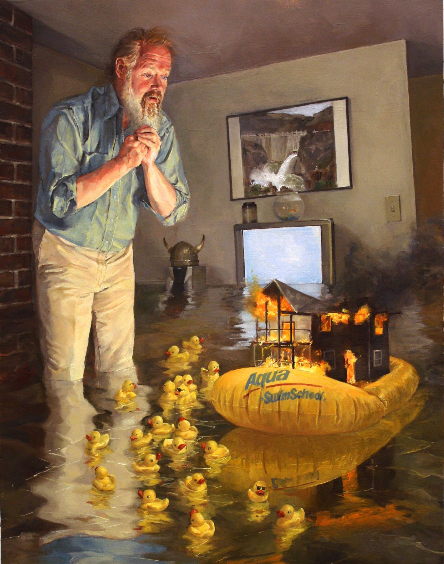 NATHANIEL ROGERS_Distraction_When Disaster Strikes_Is Realism Relevant?