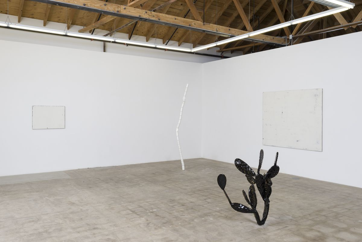 Installation view of Like A Rock