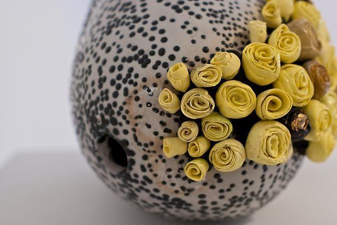 Detail, Yellow Cowrie III