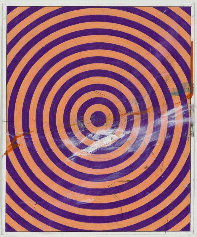 Punk & Faggotry (Purple & Pink Target), 2015