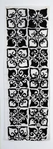 Elisabeth Kley, Scroll A 1, 2014