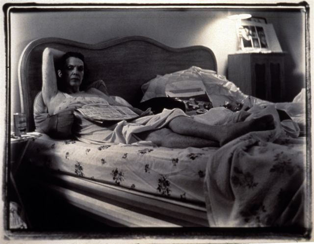 Mom in Bed, 1969 - 1995