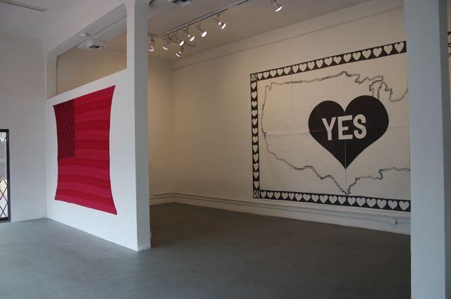 "Installation View ""Miss America"""