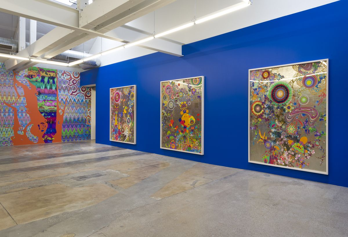 We're All Made of Star Stuff, 2015, Installation View