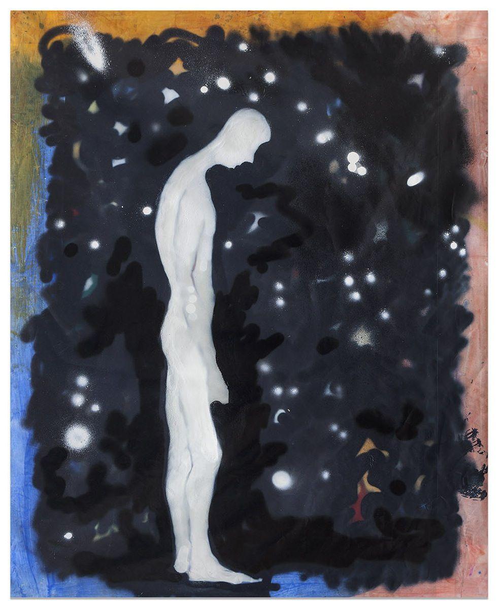 Hubert Bush, Fireflies, 2015