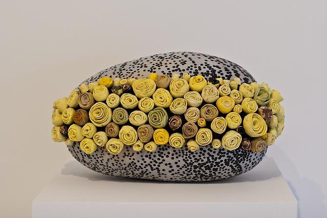 Yellow Cowrie III, 2012