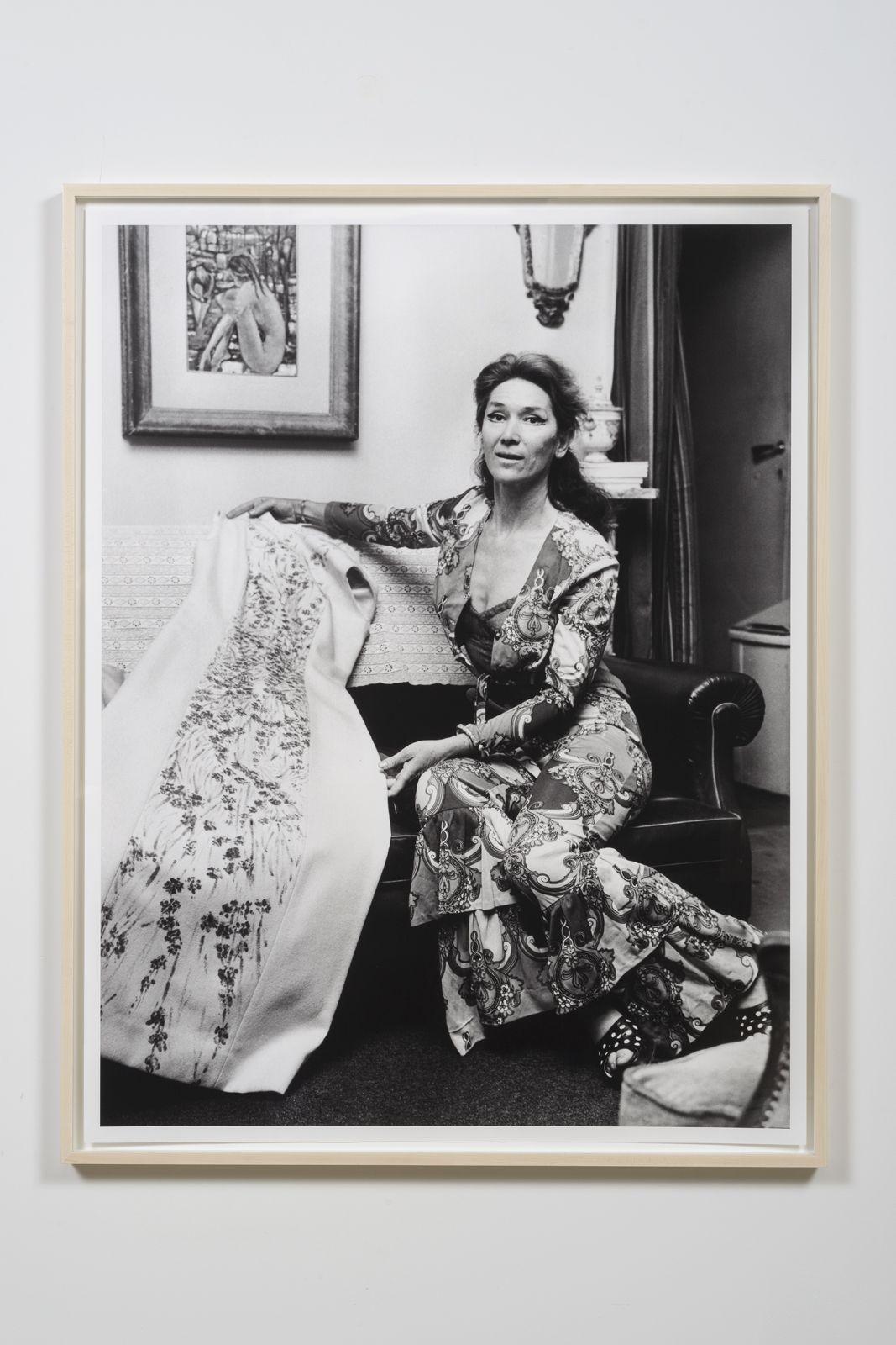 Number 1: Silvana, 2015, Archival pigment print