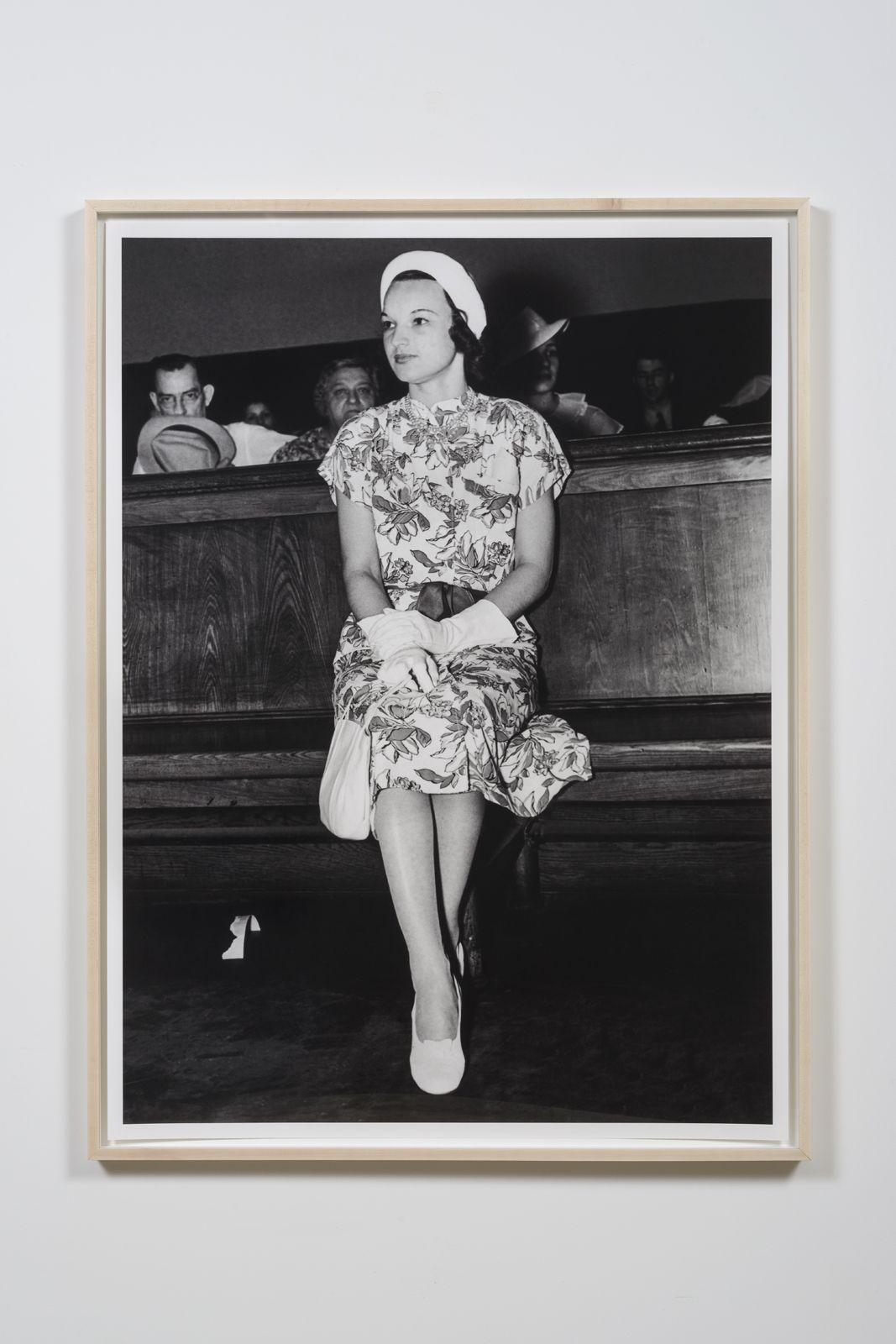 Number 19: Lillian, 2015, Archival pigment print