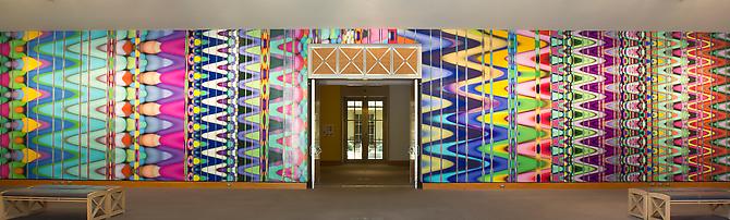 Jose Alvarez (D.O.P.A.), Vibrating Strands of Energy, 2011