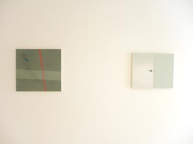 """Installation View """"Breathe In, Breathe Out"""""""