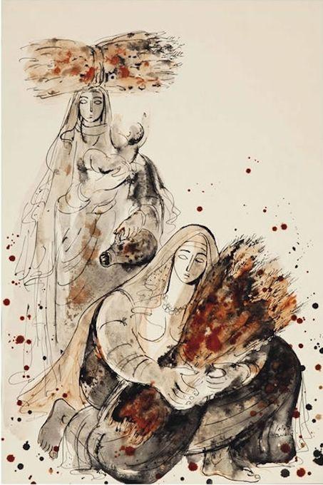 Reuven Rubin - Artists - Beloosesky Gallery