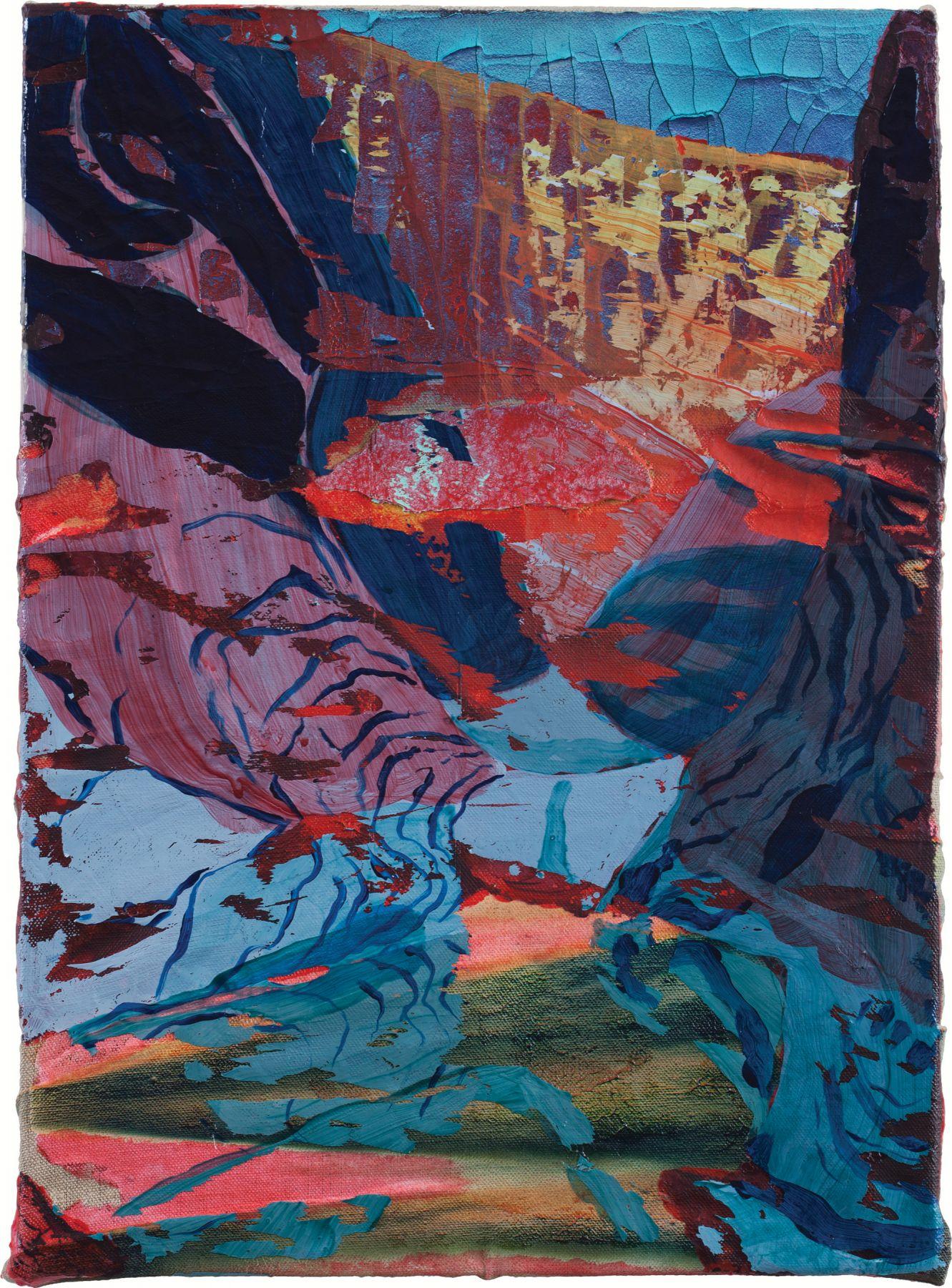 Kimo Nelson, Untitled (GC-01), 2016