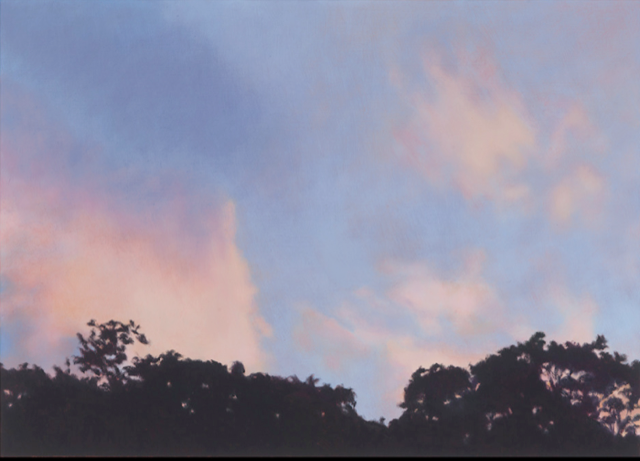 April Gornik, Spirit Clouds II