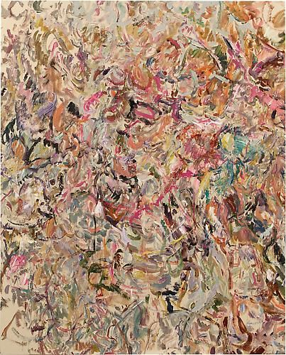 Larry Poons The Chinqua Pins, 2013