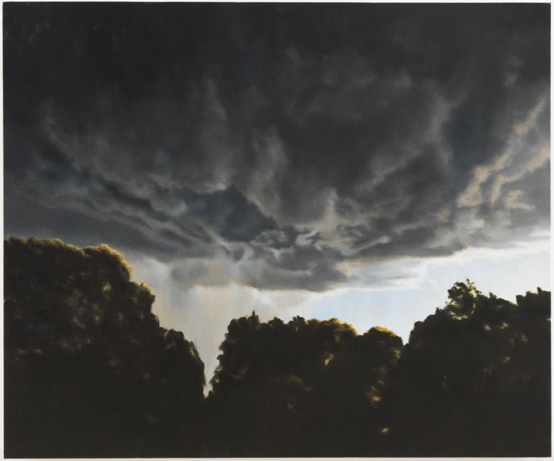 April Gornik, Lowering Sky, 2010