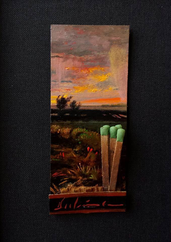 Michael Dubina, Tulips (Day 141), 2015