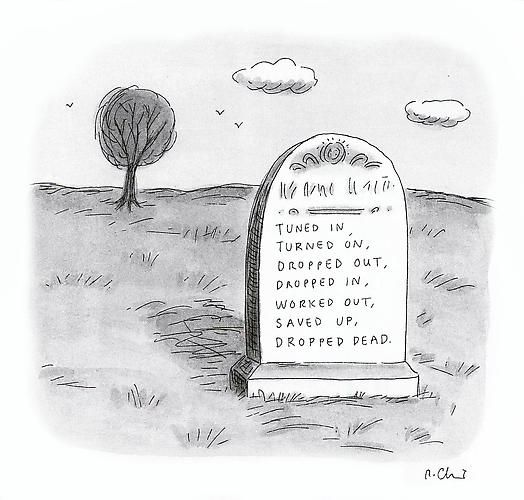 Roz Chast, Tuned In,