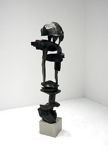 Elmo III, 1960,Bronze,76 x 21 x 7 inches,ed. III/IV