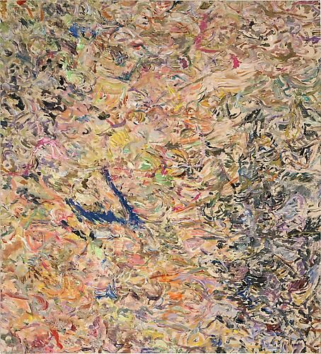 Larry Poons Grayson and Whitter, 2013