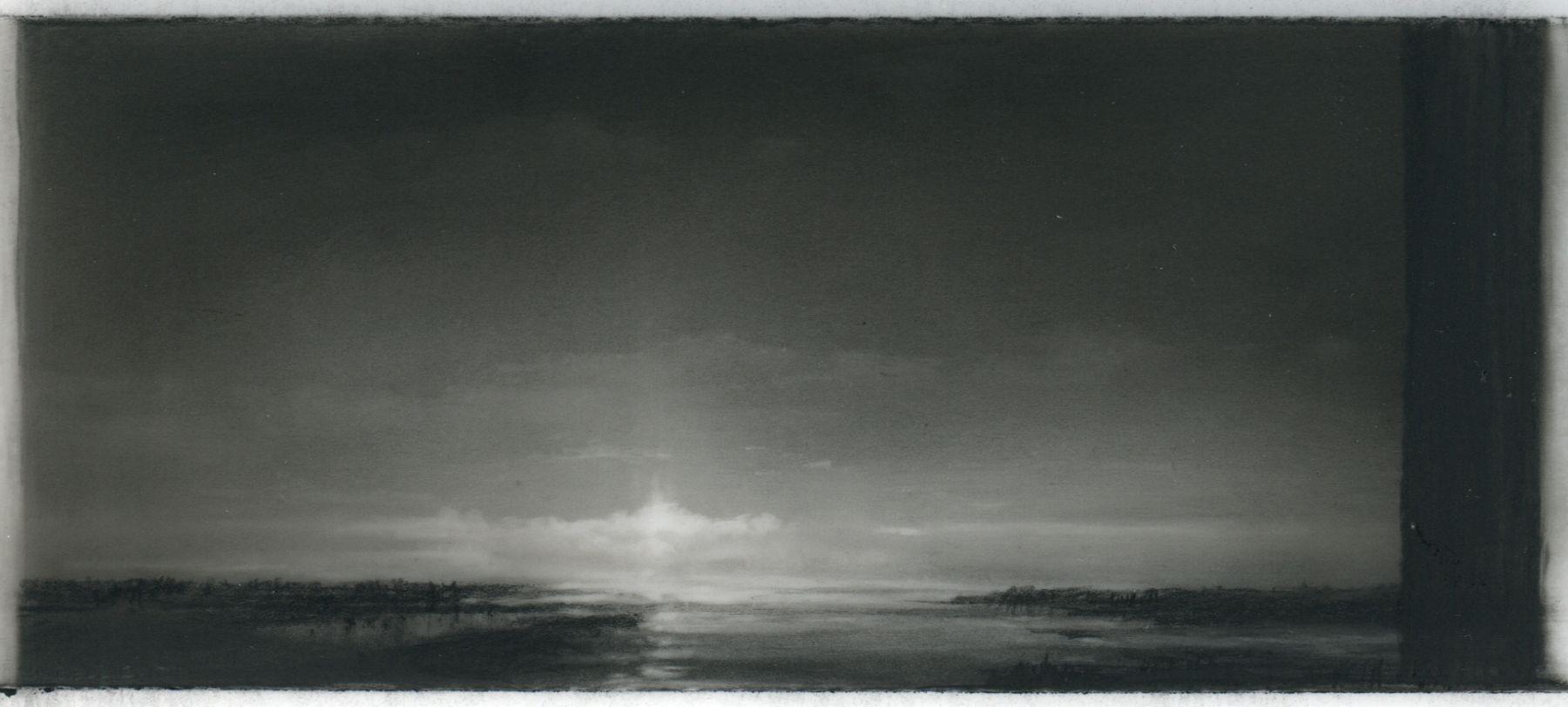 Dozier Bell, Morning shore, 2, 2018