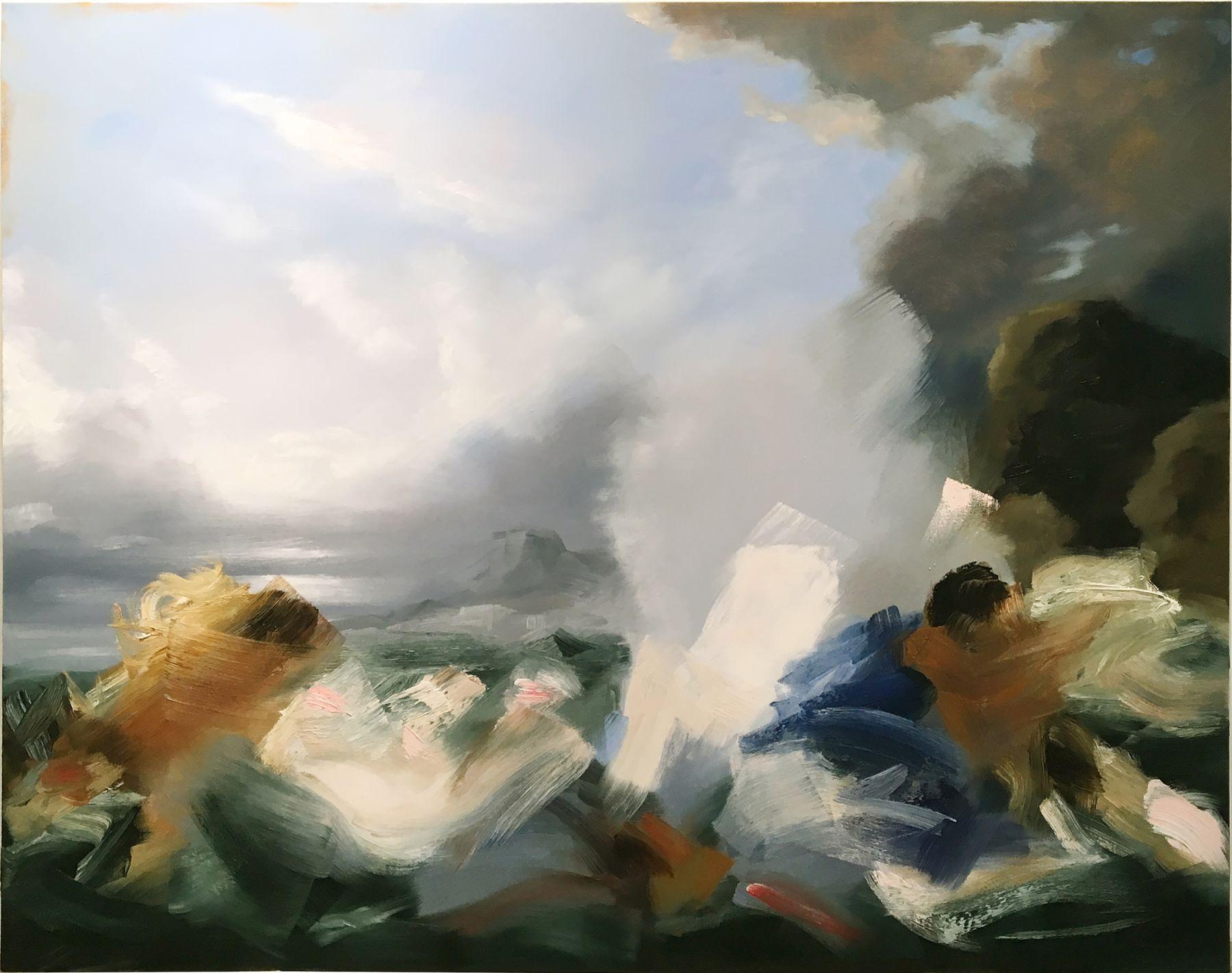 Elise Ansel, Seascape