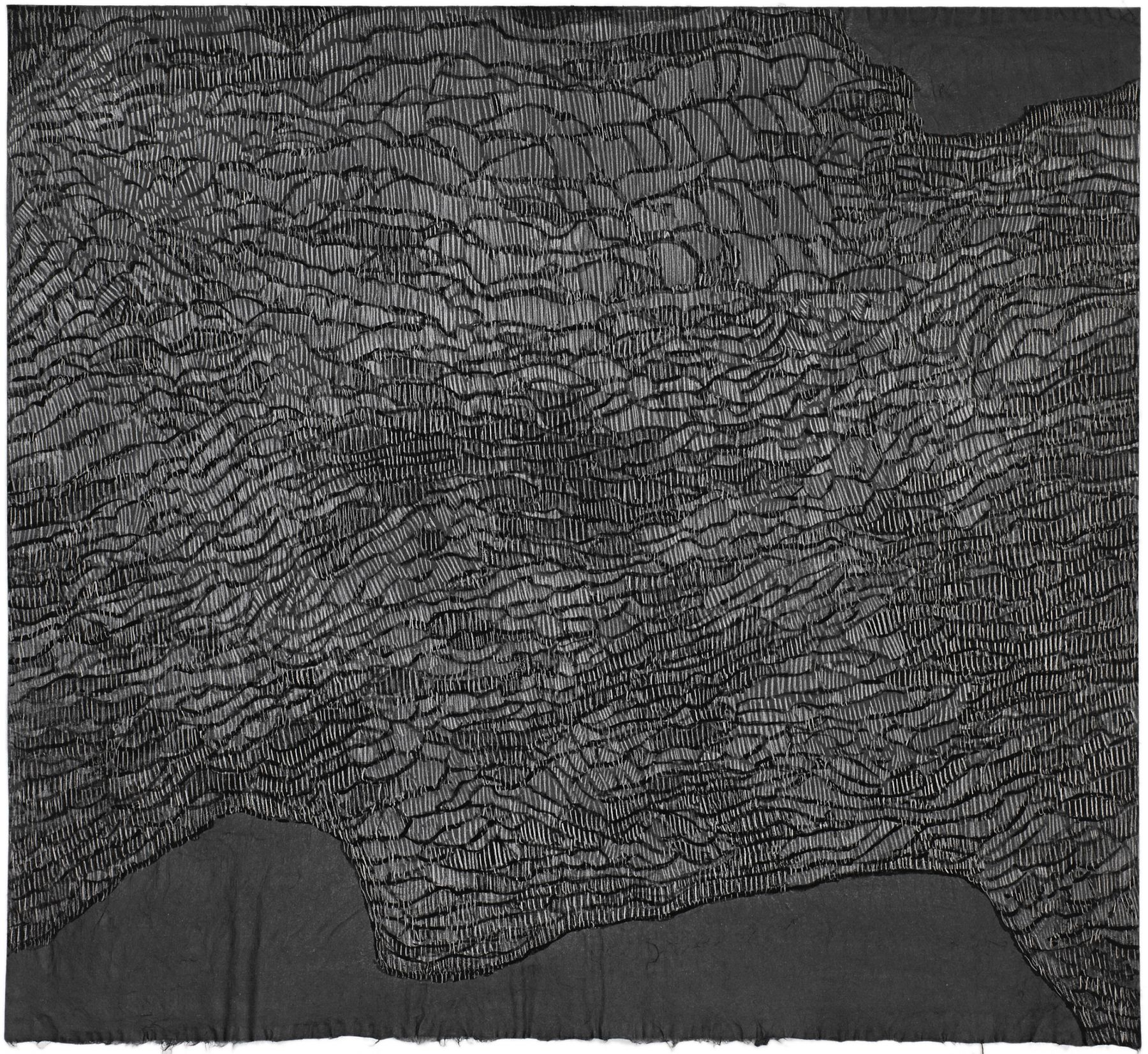 Theresa Chong, HUAN (Dispersion), 2014