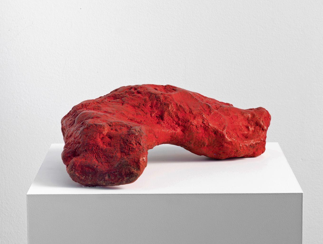 Oedipus, 2014, bronze, 6 x 21 x 14 in., ed. of 5