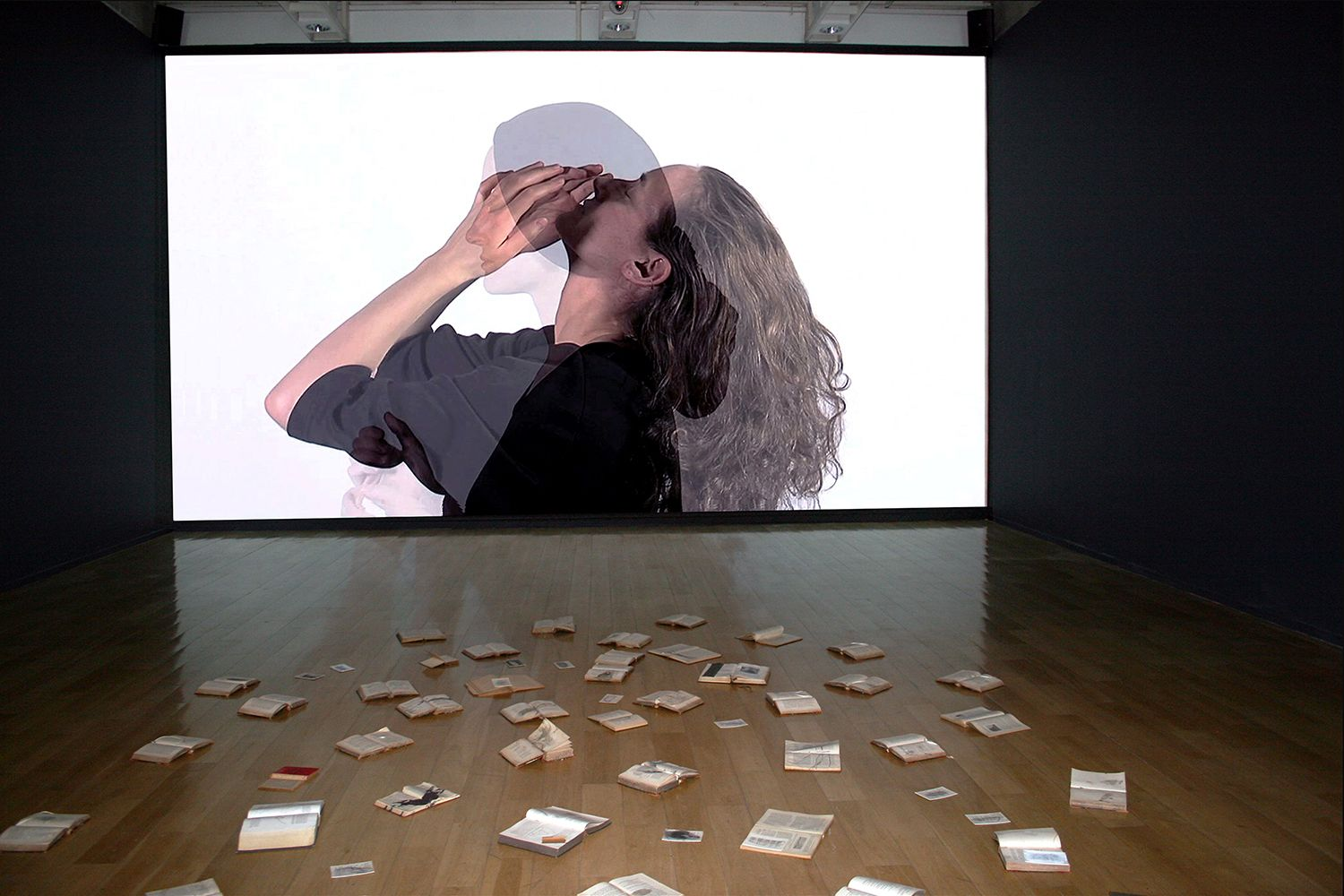 Monika Weiss: Sustenazo (Lament II) exhibition