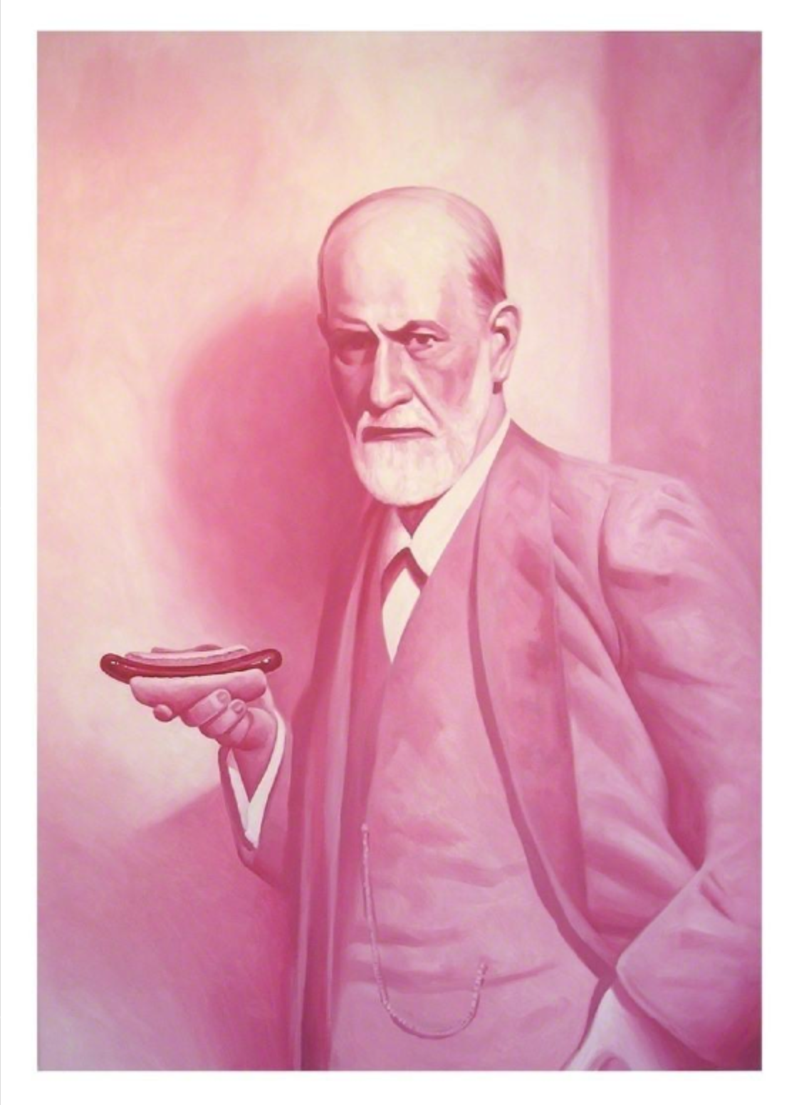 Pink Freud and the Pleasant Horizon, Pink Freud
