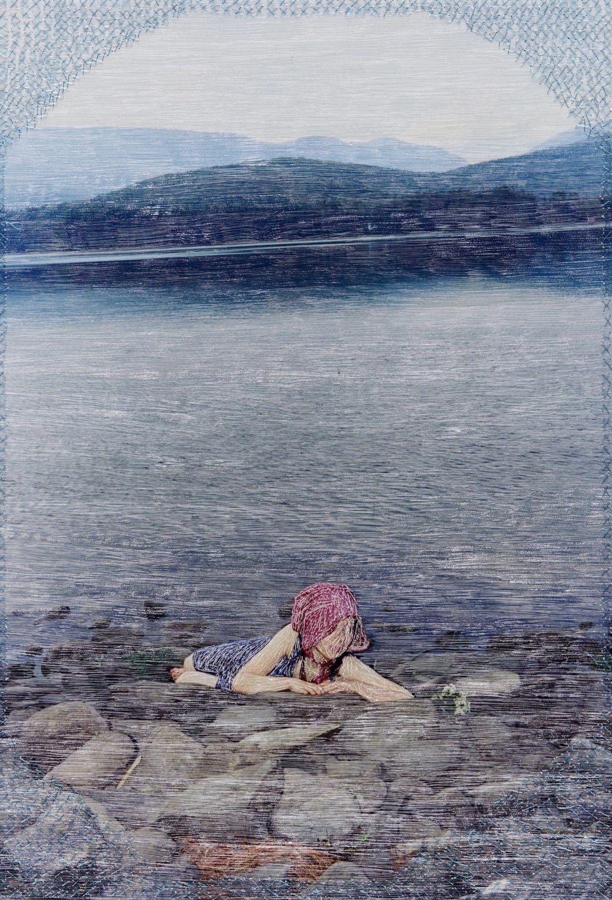 Melissa Zexter, Lake