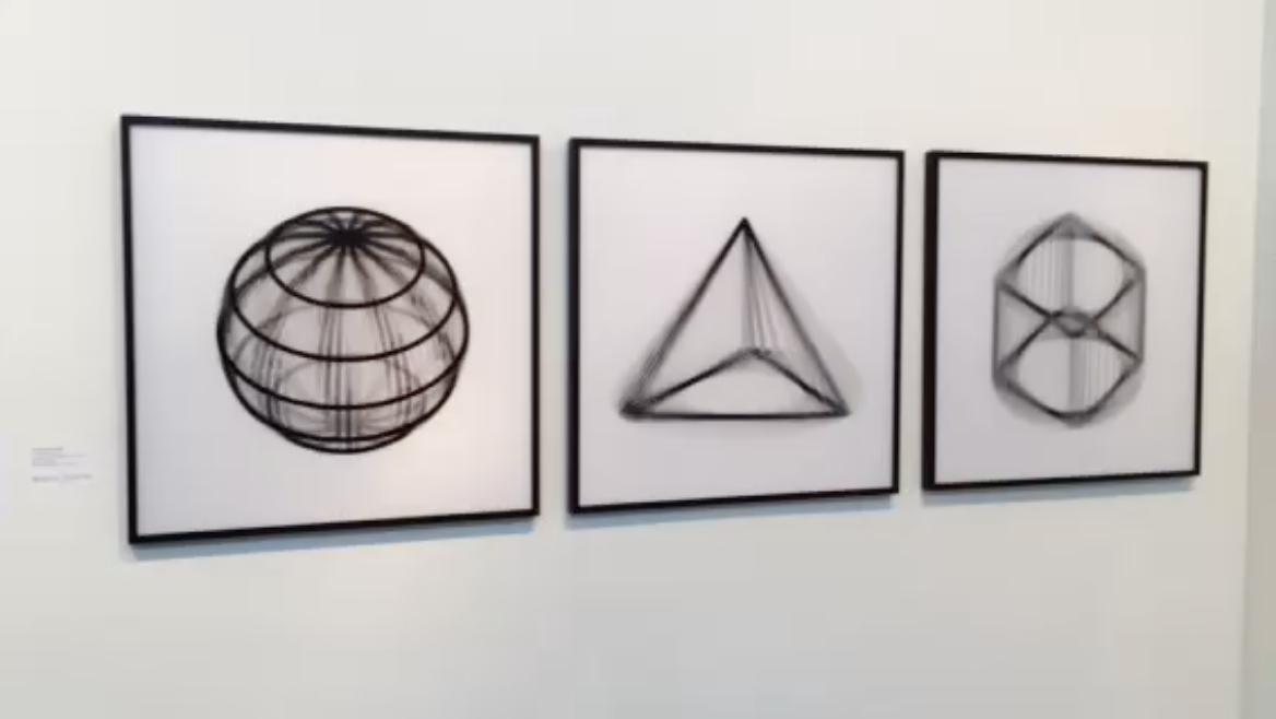 Francois Wunschel, Geometric Rotation #1