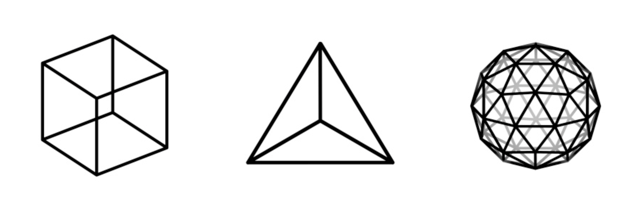 Francois Wunschel, Geometric Rotation #2 -Sketches