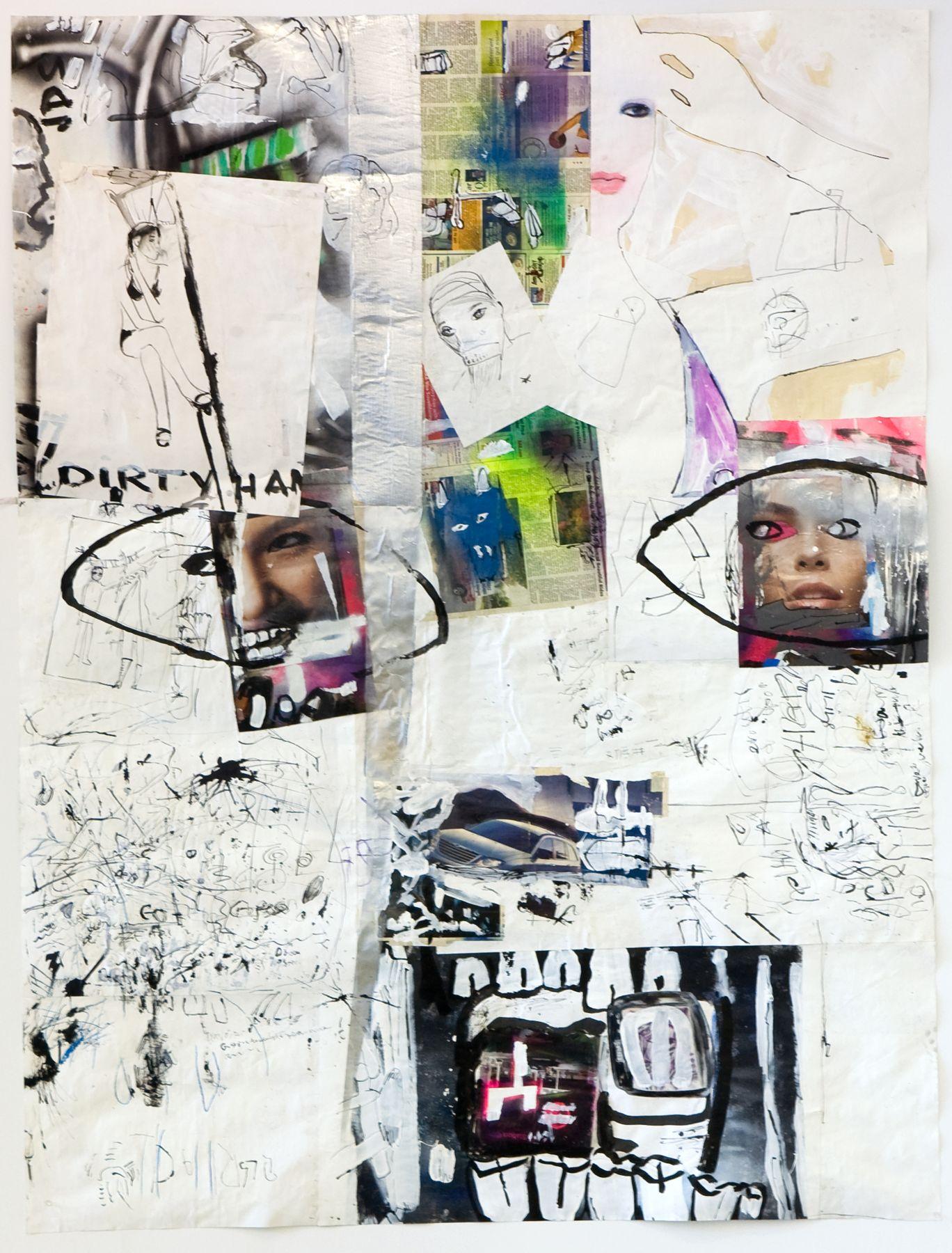 DOUGLAS KOLK, Dirty Hands,2009