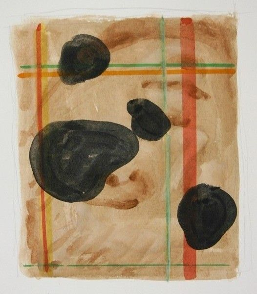 Robert Overby, Untitled ref #7,26.02.1993