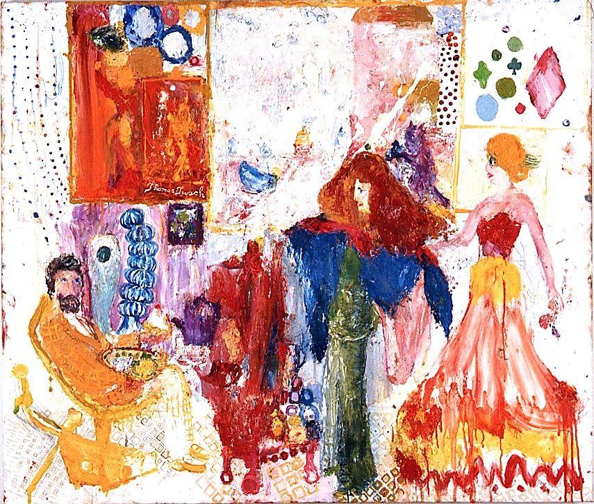 THOMAS TROSCH, The Charming Mr. Tantalus,2003