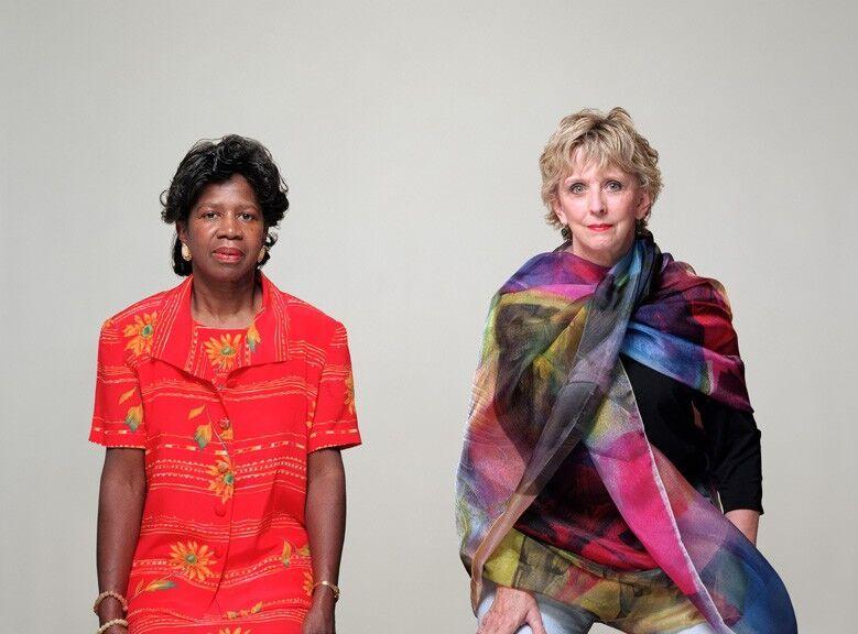 Julie Moos, Domestic: Betty & Toni, 2001