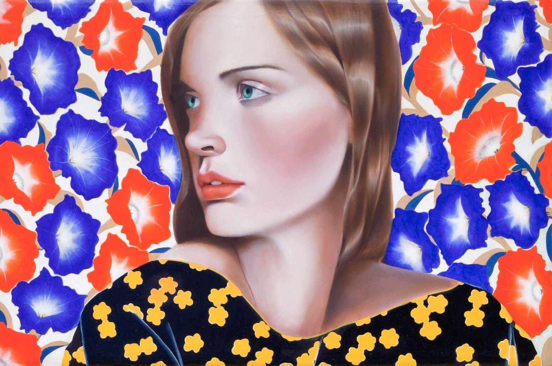 Jocelyn Hobbie, Cobalt, Vermillion, 2015