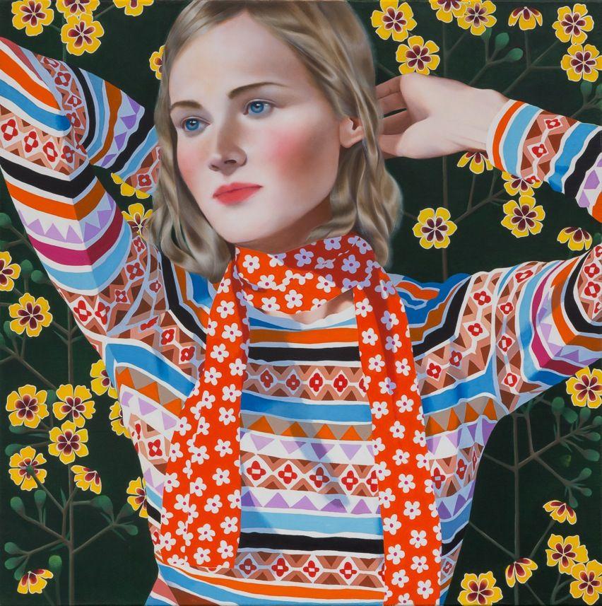 Jocelyn Hobbie, Fair Isle, 2017
