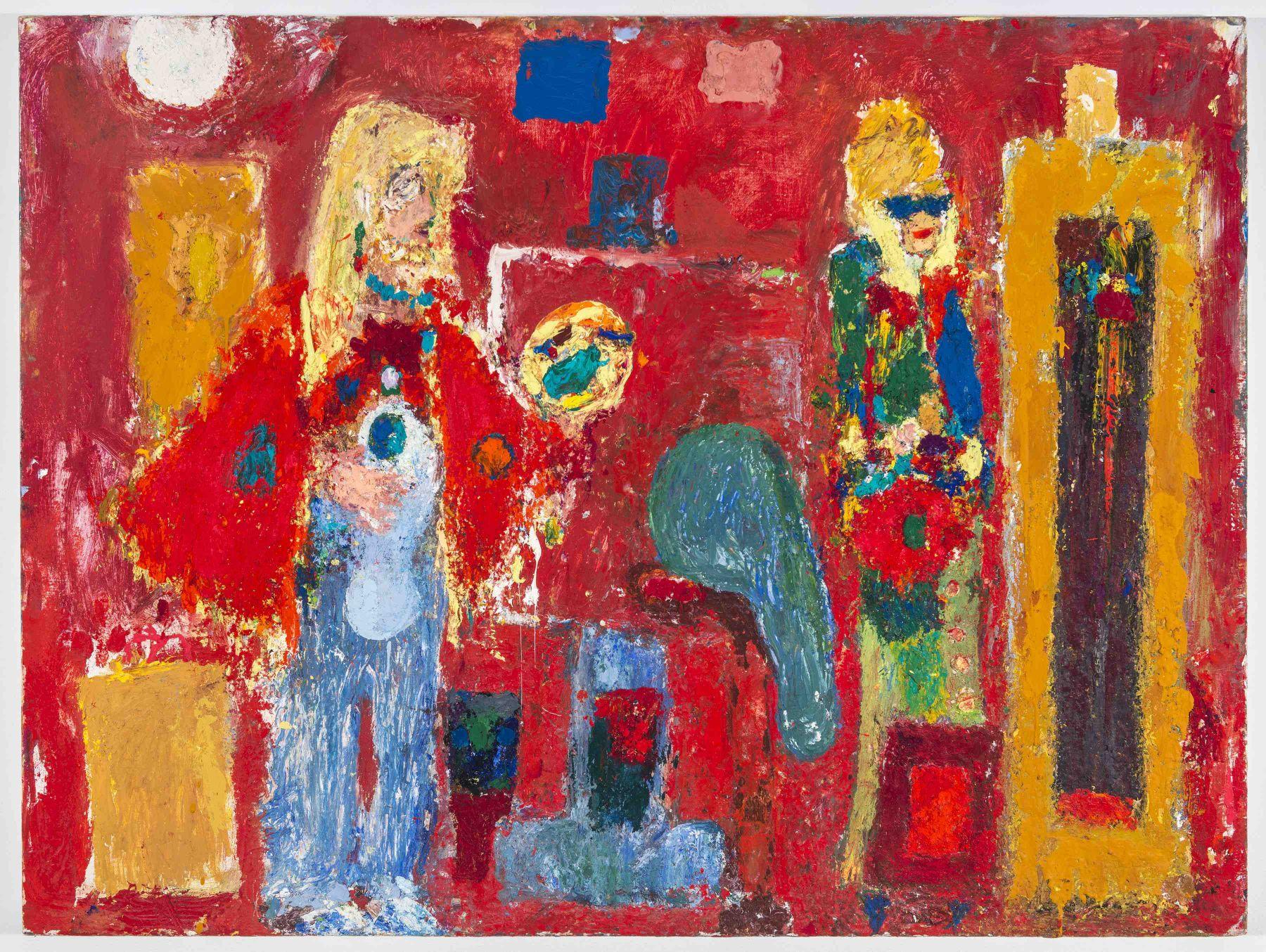 THOMAS TROSCH, The Unknown Masterpeice, 2017
