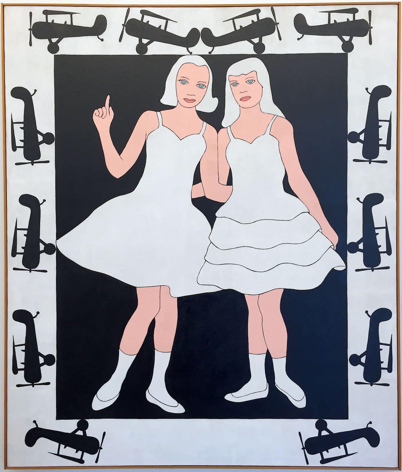 JOHN WESLEY, The Aviator's Daughters,1963