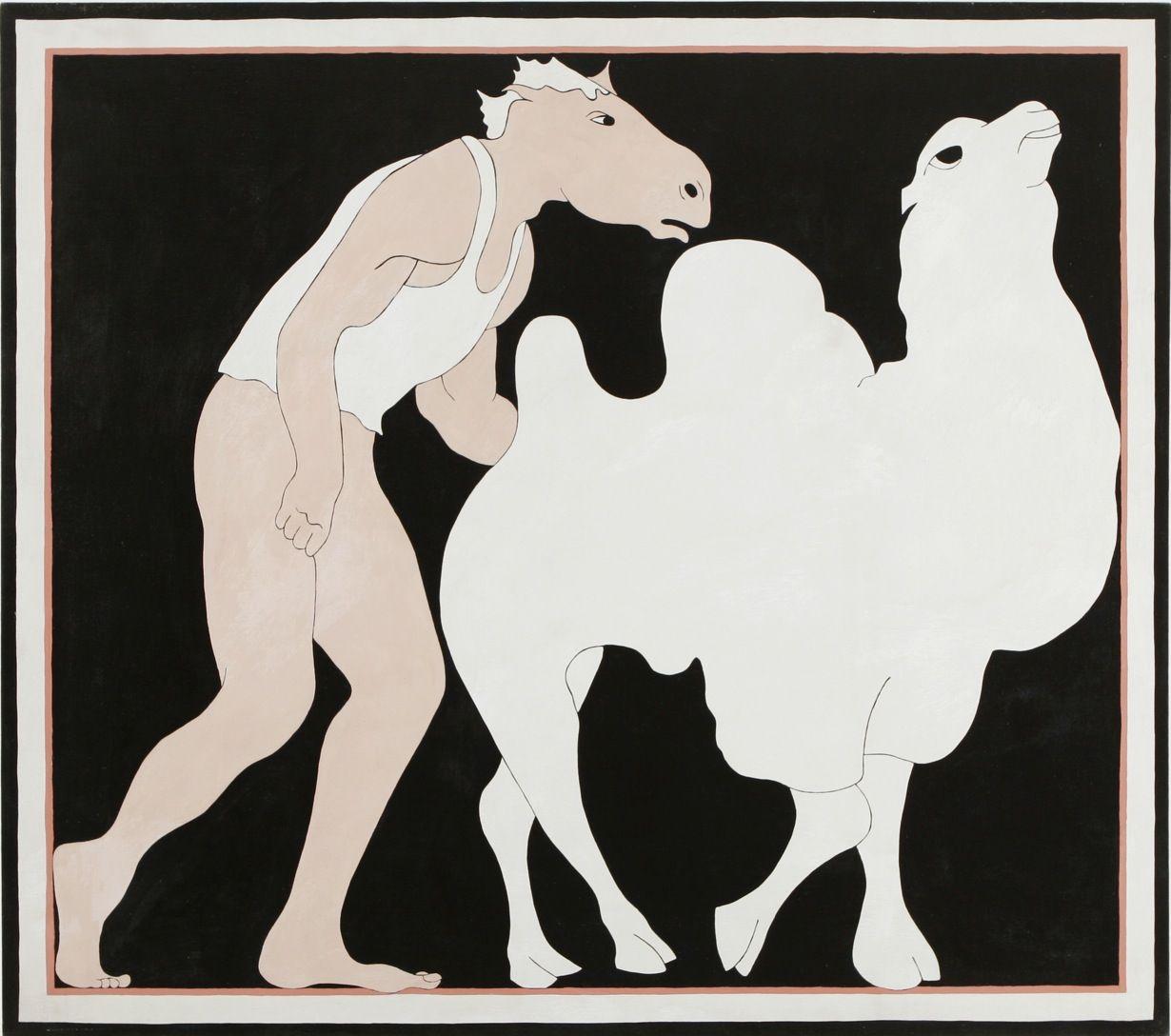 JOHN WESLEY, Camel,1966